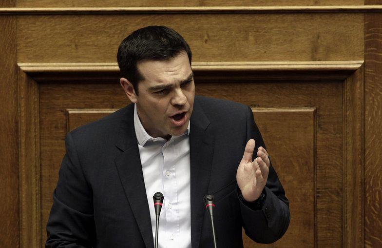 Kryzys w Grecji. Chcą utrzymać ją w strefie euro