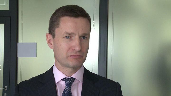 Marcin Halicki, prezes spółki Braster