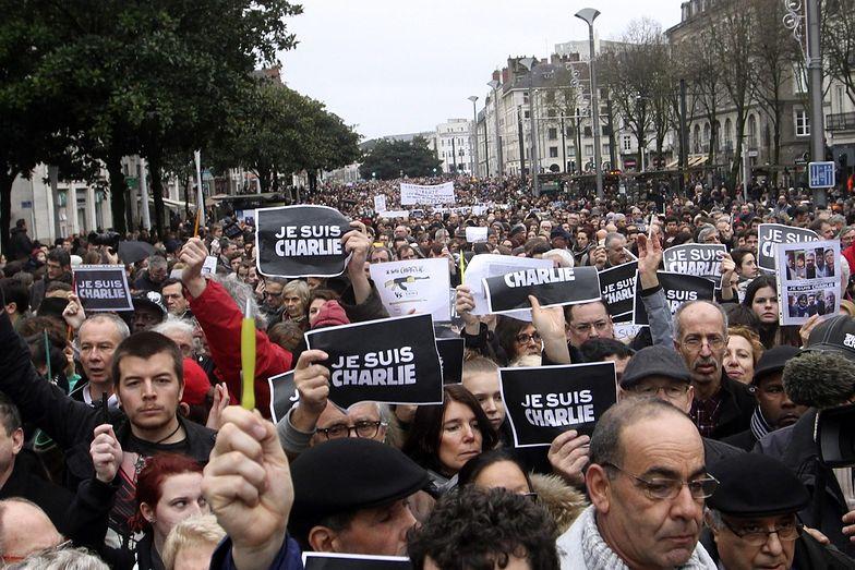Marsz w Nantes
