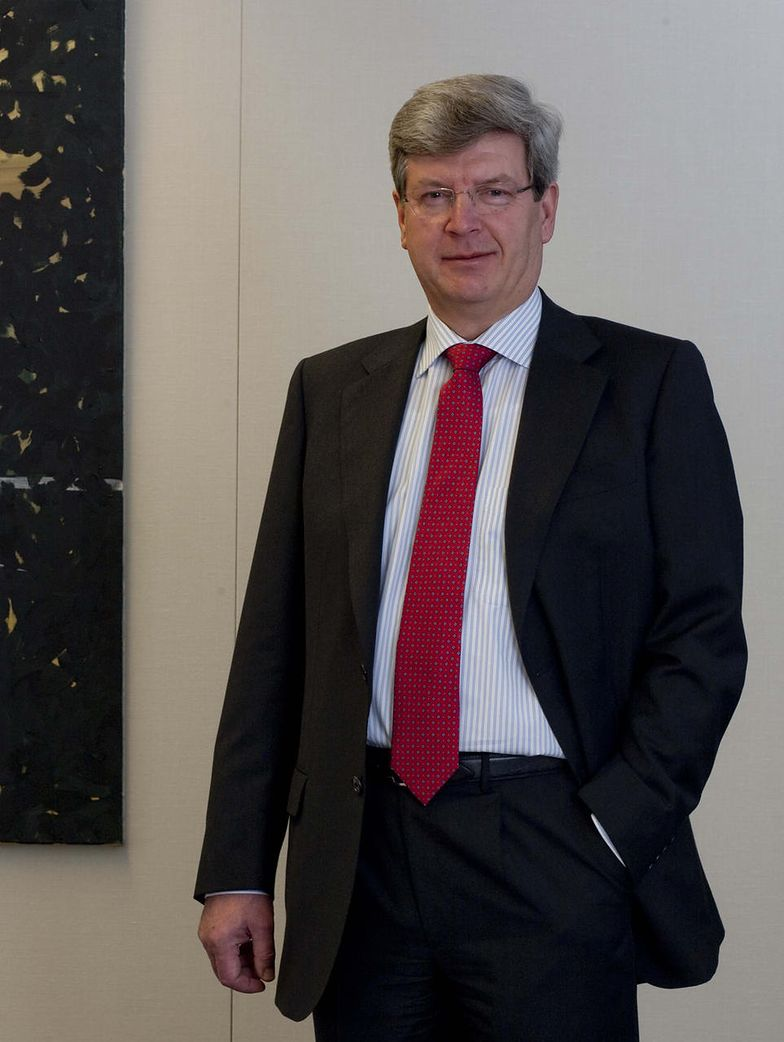 były prezes zarządu Piet Moerland