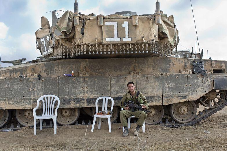 Wojna w Strefie Gazy. Izrael odwołuje negocjatorów z Egiptu