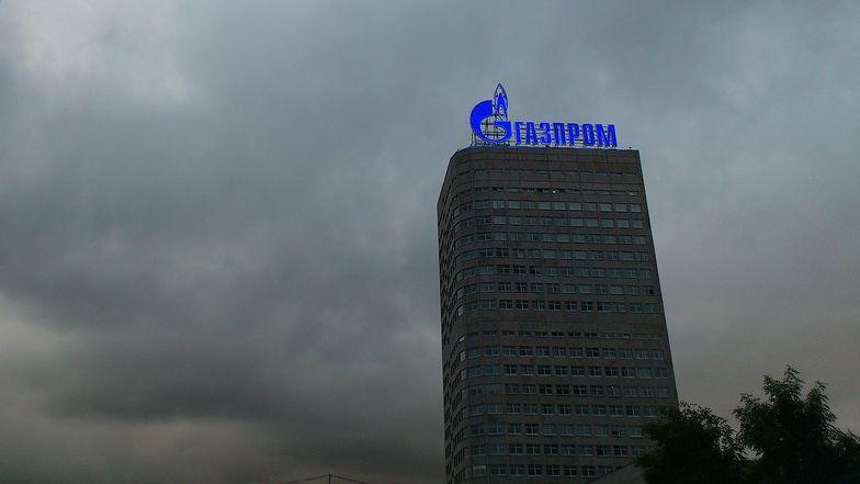 Sankcje USA zatrzymają eksploatację wielkiego złoża Gazpromu
