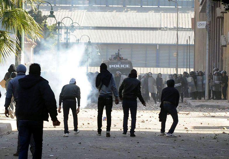 Egipt: Rośnie liczba zabitych w zamieszkach w Port Saidzie