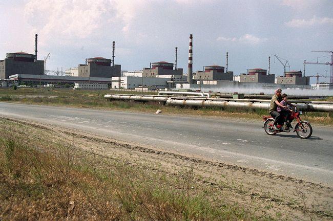 Elektrownia w Zaporożu uruchomiła blok
