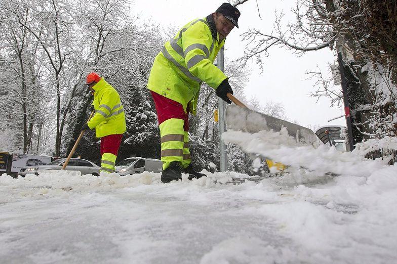 Mrozy na Ukrainie. Ma być minus 30