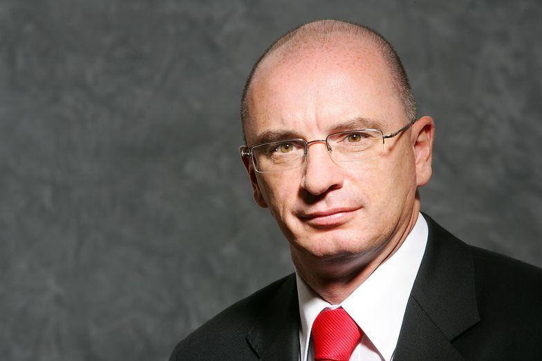 Adam Łącki, prezes KRD BIG SA