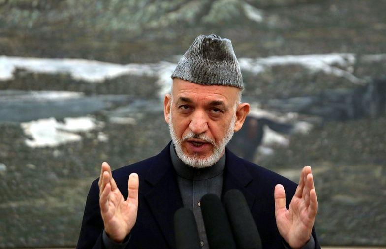Afgańska Loja Dżirga za umową z USA