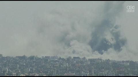 Izrael kontynuuje ostrzał Strefy Gazy