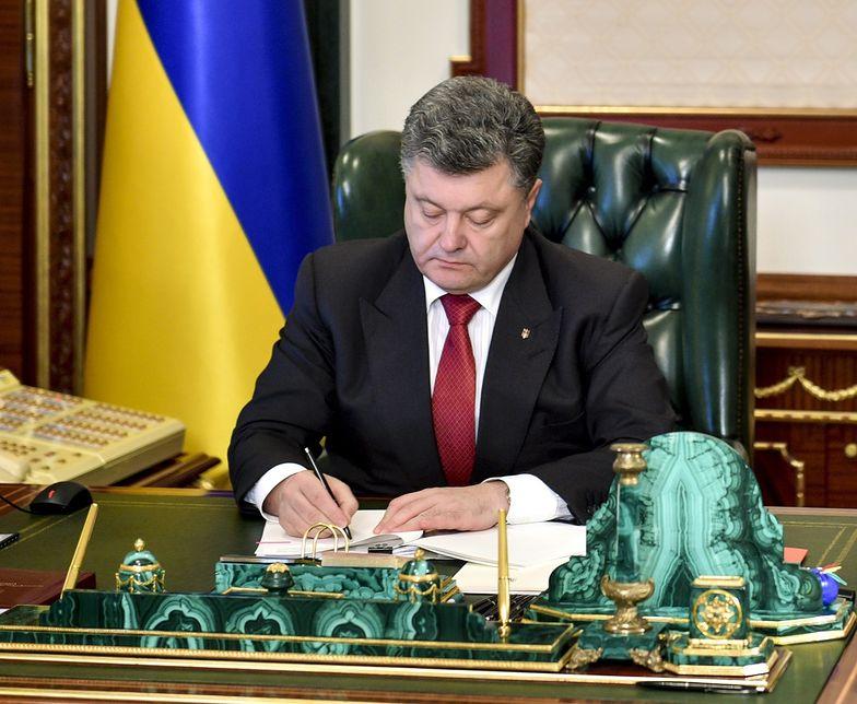 Sytuacja na Ukrainie. Parlament walczy z korupcją w kraju