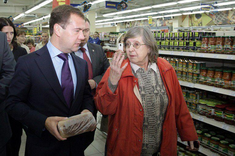 Ceny żywności w Rosji drenują kieszenie mieszkańców