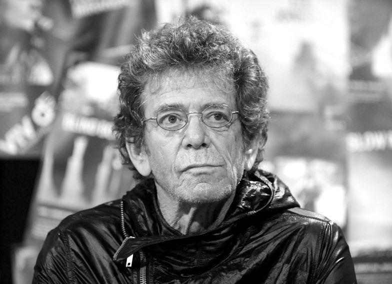 Lou Reed, założyciel The Velvet Undergorund, nie żyje