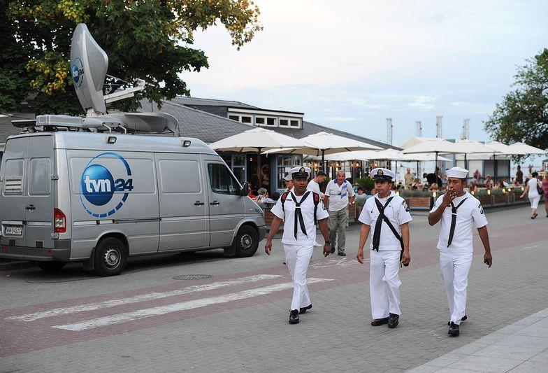 Spadek oglądalności TVN w sierpniu