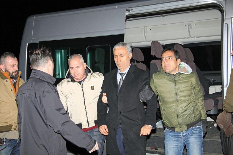 Ali Agca został wydalony z Włoch za nielegalny wjazd do tego kraju