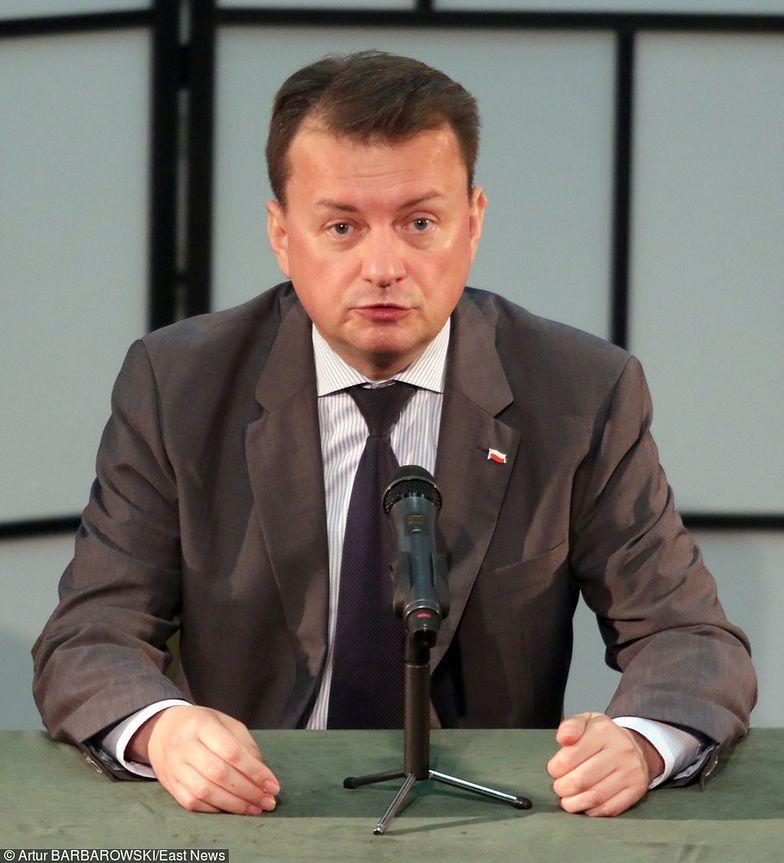 Zdaniem Błaszczaka zwiękoszona obecność wojskowa USA w Polsce korzystna będzie dla obu krajów.
