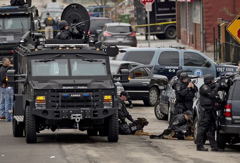 Złapali drugiego podejrzanego o zamach w Bostonie