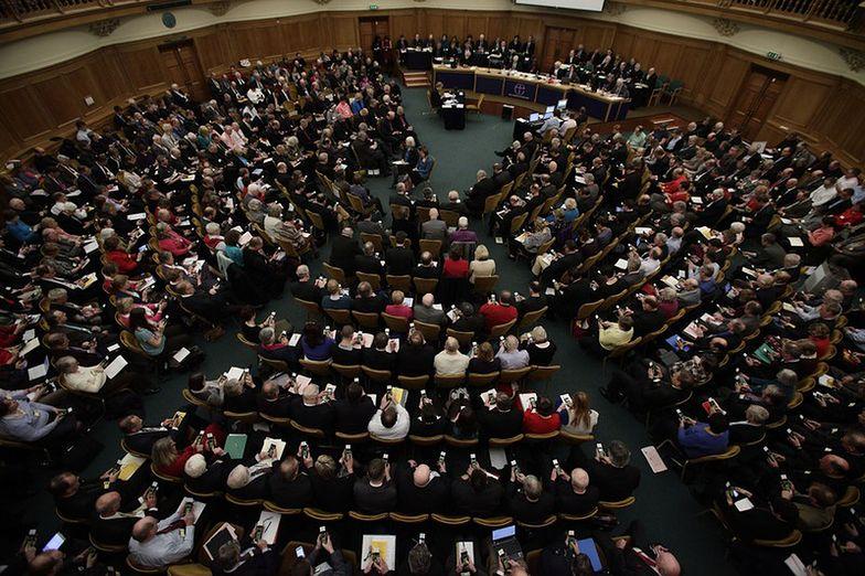 Rewolucyjna zmiana w Kościele Anglikańskim