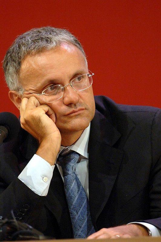 Minister obrony Włoch Mario Mauro