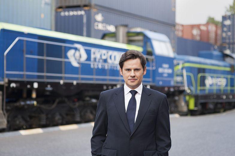 Adam Purwin, prezes PKP Cargo