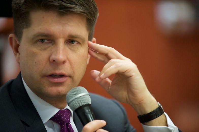 Ryszard Petru, prezes Towarzystwa Ekonomistów Polskich <br> i stowarzyszenia Nowoczesna.PL