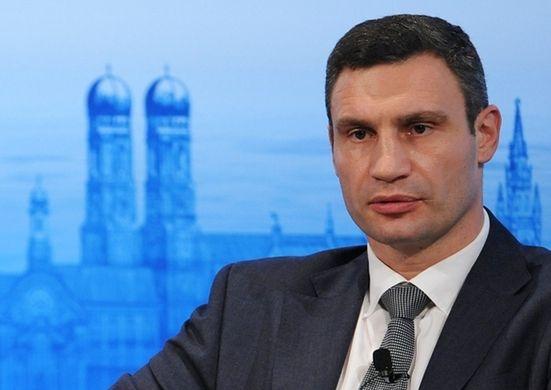 Witalij Kliczko wzywa Janukowycza do ustąpienia