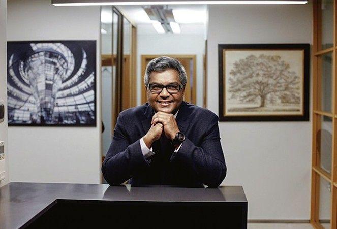 Neil Prashad, założyciel i prezes firmy Origin