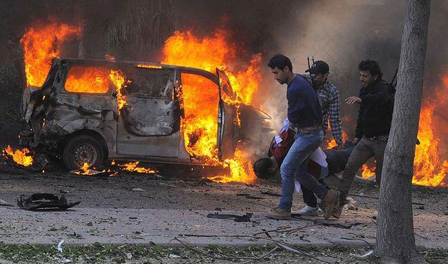 Tysiąc dni przemocy. Tyle trwa wojna w Syrii