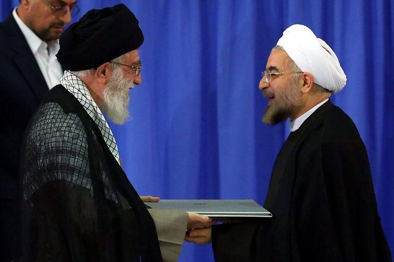 Hasan Rowhani zatwierdzony jako nowy prezydent Iranu