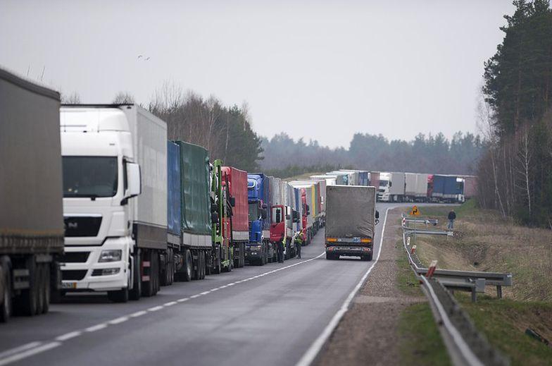 Branża transportowa ponosi straty. Paraliż Sycylii
