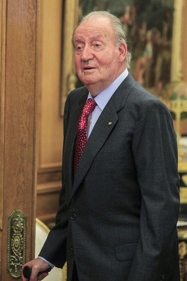 Król Juan Carlos pozwany o ojcostwo