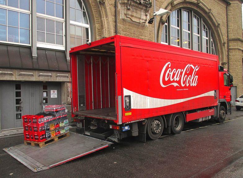 Coca-Cola mocno tnie zatrudnienie w centrali i szykuje się na ciężkie czasy dla producentów słodzonych napojów