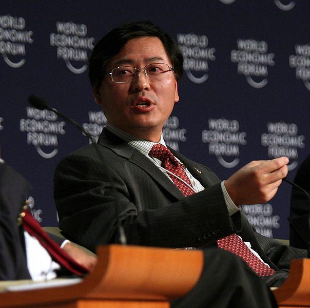 Yang Yuanqing, prezes Lenovo