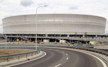 Stadion we Wrocławiu ma nietypową ochronę przed gołębiami