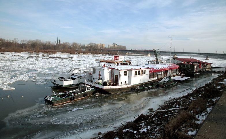 Lód blokuje śródlądowe połączenie Odry i Renu