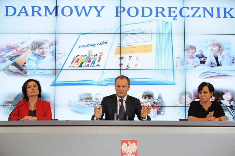 Darmowy podręcznik będzie kosztował 5 mln zł