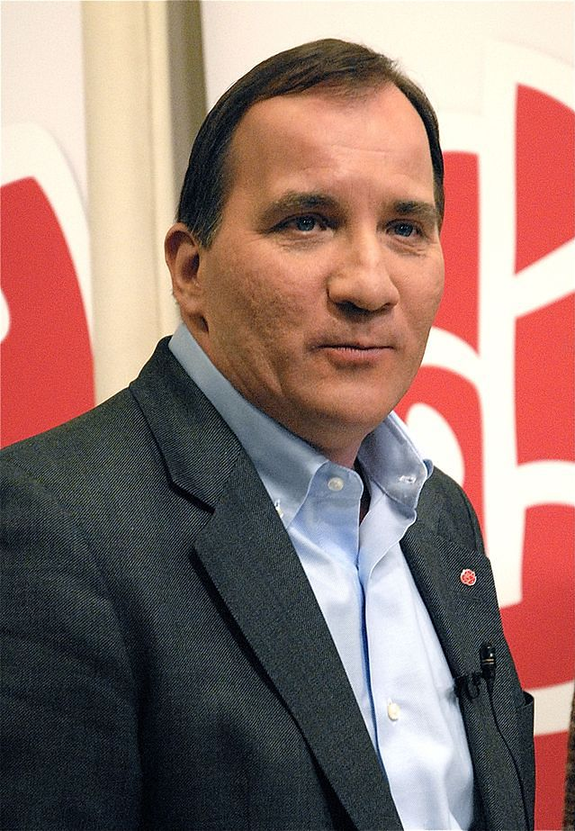 premier Stefan Loefven