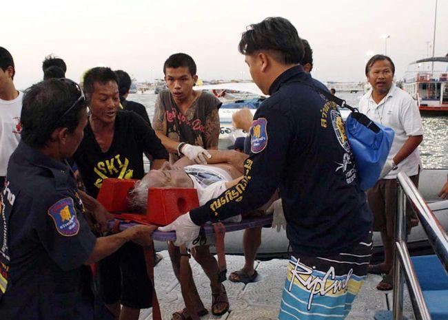Katastrofa promu w Tajlandii. Nie żyje dwoje Polaków