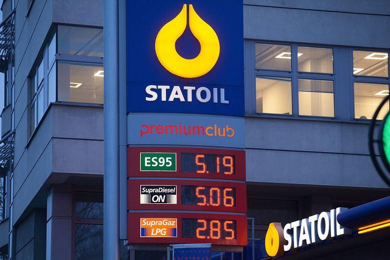 Marka Statoil wkrótce zniknie z Polski. Stacje paliw otrzymają nazwę Circle K