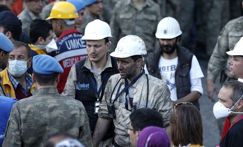 Katastrofa w kopalni węgla w Turcji. Pierwsze aresztowania