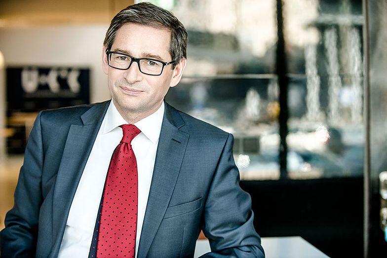 Na zdjęciu Adam Jasser, prezes UOKiK