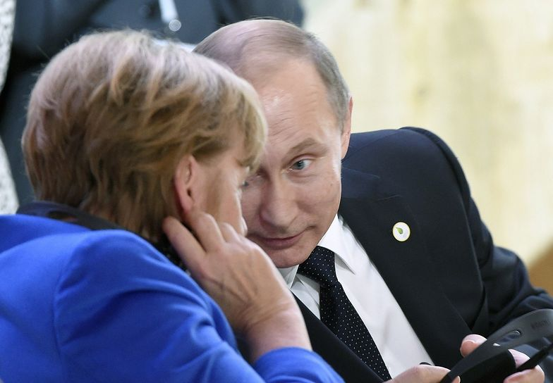 Niemcy interweniują w Moskwie. Poszło o Siemensa