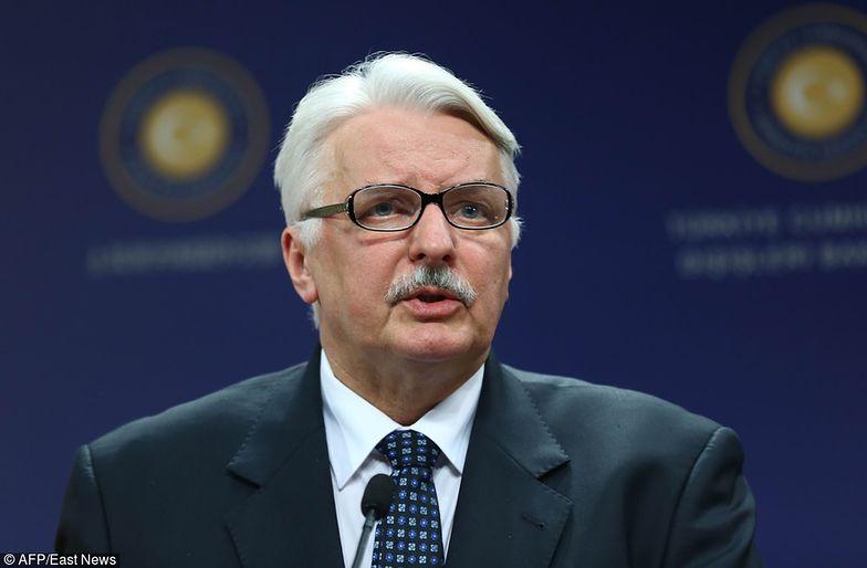 Polska ma potencjał, by stać się ważnym partnerem Chin - przekonuje szef MSZ