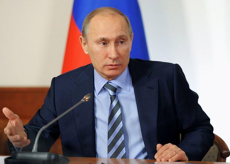 """Atak USA na Syrię. Putin w """"New York Times"""" odradza ofensywę"""