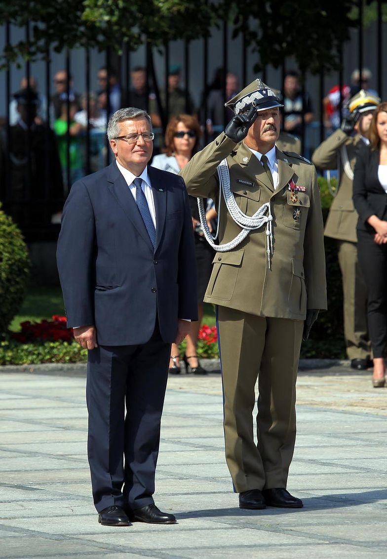 Komorowski: Historia wojska, historią narodu
