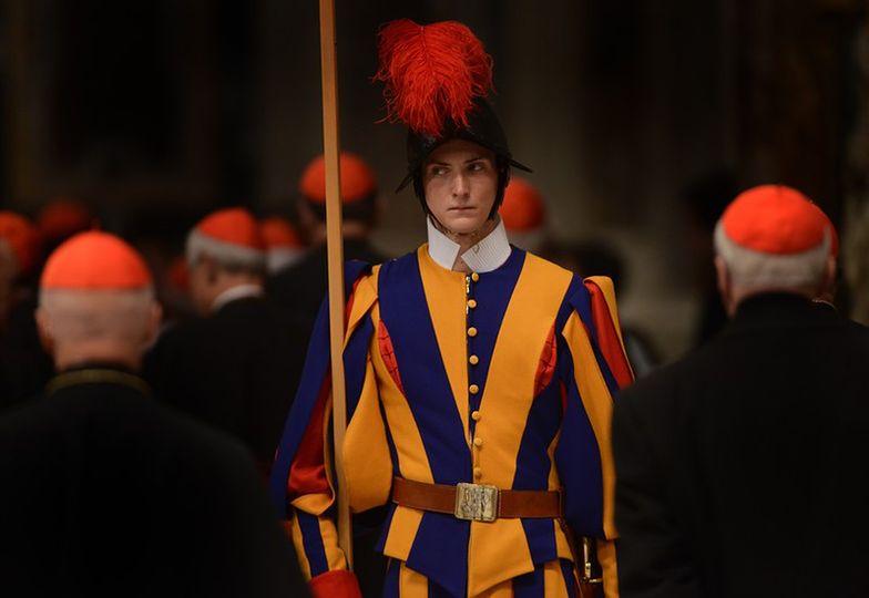 Papież zarządził zmianę na stanowisku komendanta Gwardii Szwajcarskiej