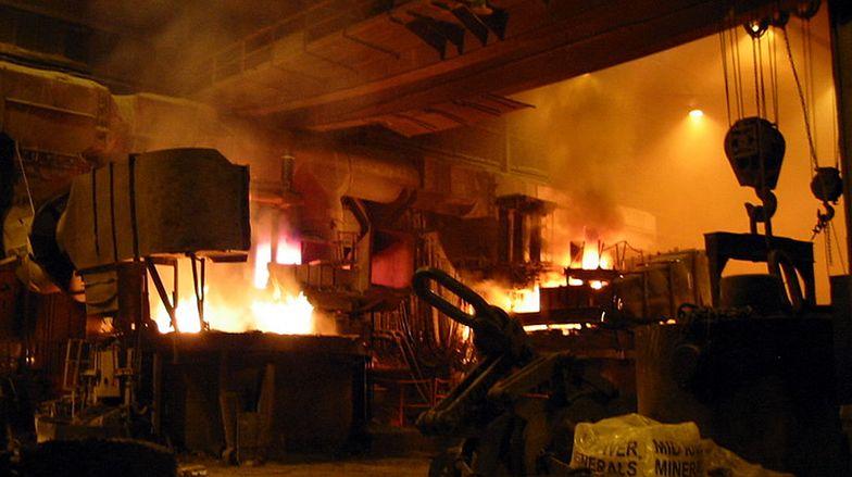 Produkcja stali w Polsce rośnie. Jesteśmy światowym ewenementem
