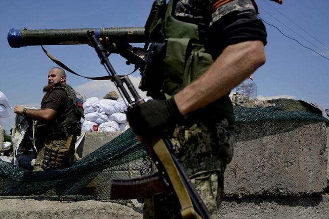 Doradca przywódcy separatystów zabity w Doniecku