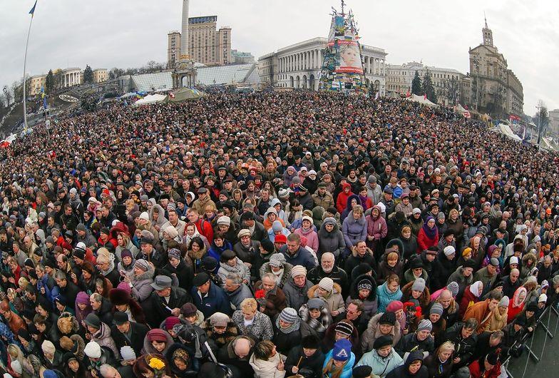 Wrócą na Majdan protestować przeciw UE i MFW?
