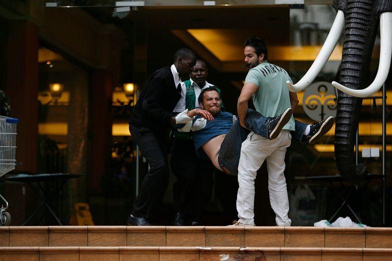 Atak terrorystyczny w Nairobi. Są nowe doniesienia