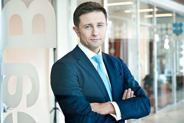 Jarosław Augustyniak, prezes Idea Banku