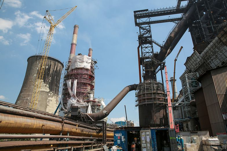 Zwiazkowcy z ArcelorMittal walczą o podwyżki